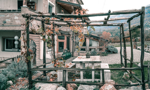 Cà Virò in Valtellina
