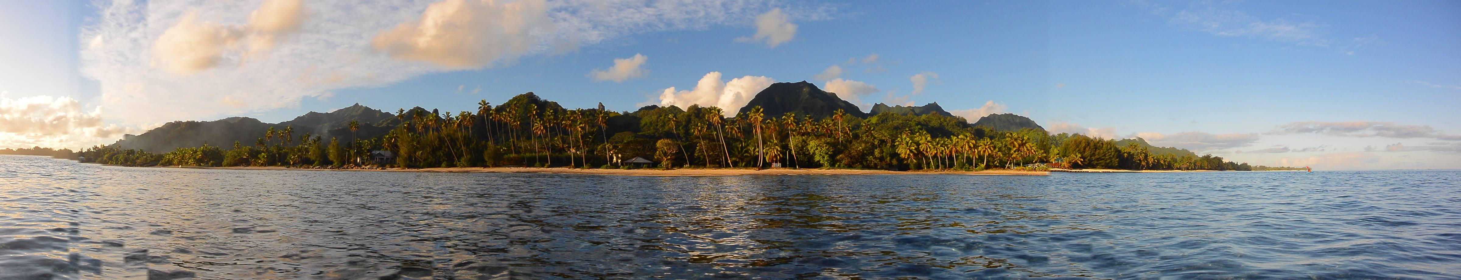 Viaggio alle Isole Cook. Tre isole in tre settimane. Rarotonga – Aitutaki e Atiu.