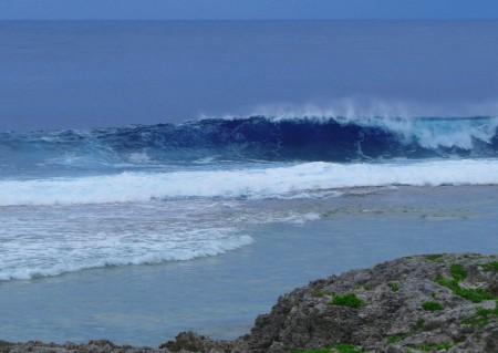 Altra onda di Atiu