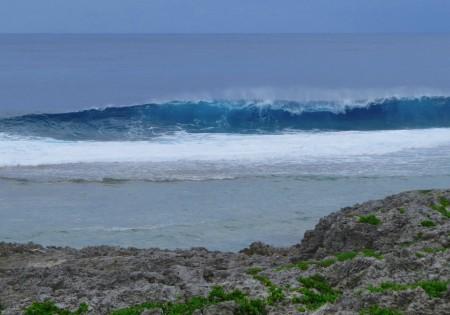 Atiu's wave