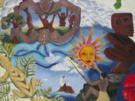L'altra parte del murales