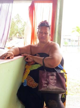 Bellezza locale all'Aitutaki Market