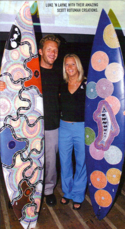 luke egan n layne beachley
