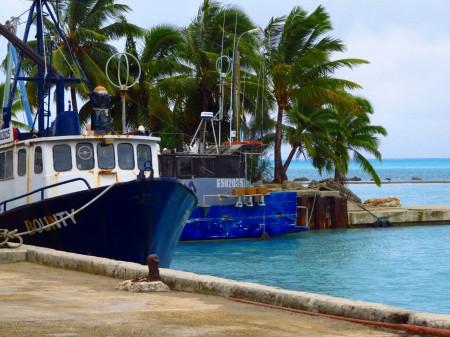 Il Bounty al porto