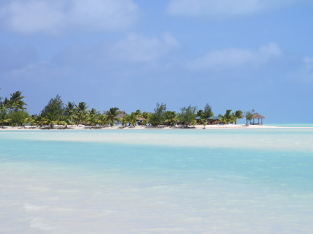 Aitutaki - Isole Cook