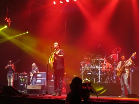 Dave Matthews Band al completo
