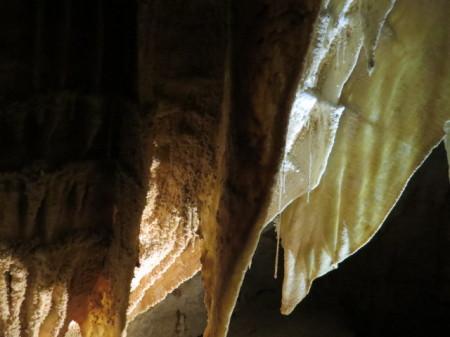 Ruakuri cave - Waitomo Caves