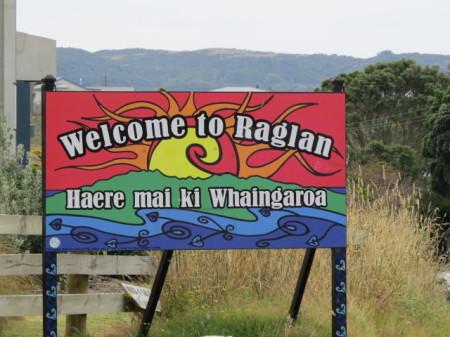 Welcome to Raglan
