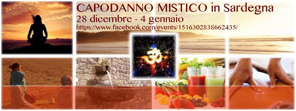 Capodanno di detox e yoga in Sardegna