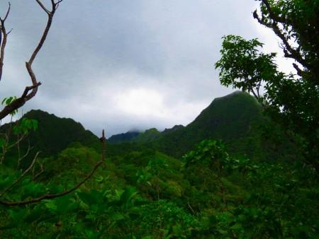 Coast to coast trekking con Pa