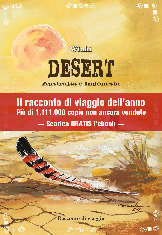 Desert è on line!! gratis per 5 giorni