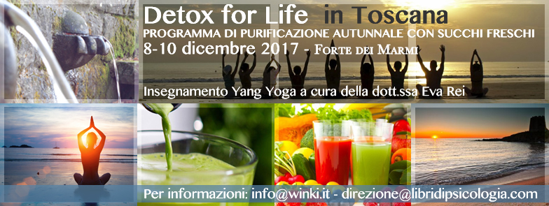 Detox & Yoga for Life in Toscana