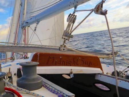 In barca a vela in Western Australia-www.winki.it