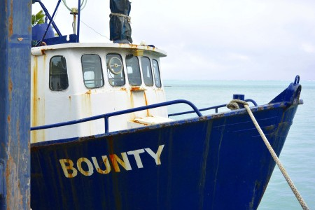 In memoria del Bounty che ad Aitutaki ammutinò