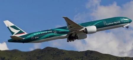 Info voli Cathay Pacific