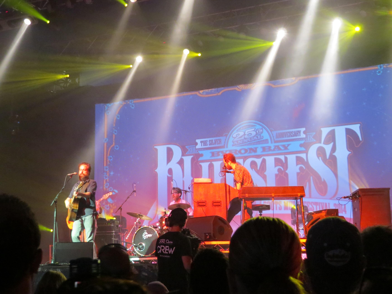 Bluesfest 25th anniversario – Byron Bay – Australia