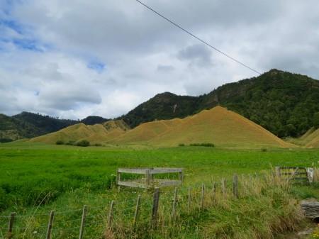 Le Piramidi della Nuova Zelanda
