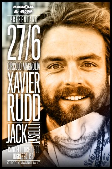 Xavier Rudd e Winki a Milano