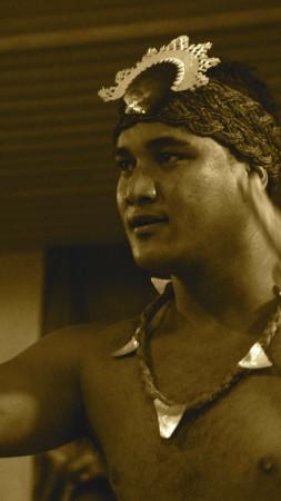 Maori dance a Rarotonga