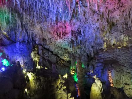 Ngilgi Caves - Yallingup in Western Australia