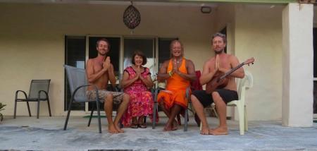Winki, Jillian (la moglie), Pa, Kimbo