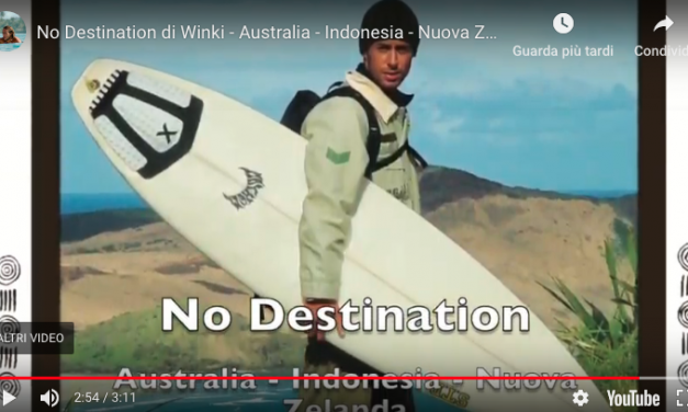 No Destination – Australia-Indonesia-Nuova Zelanda