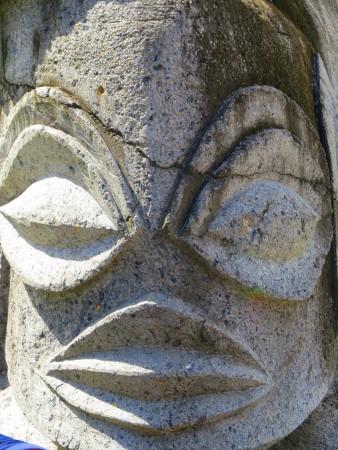 Statua Maori