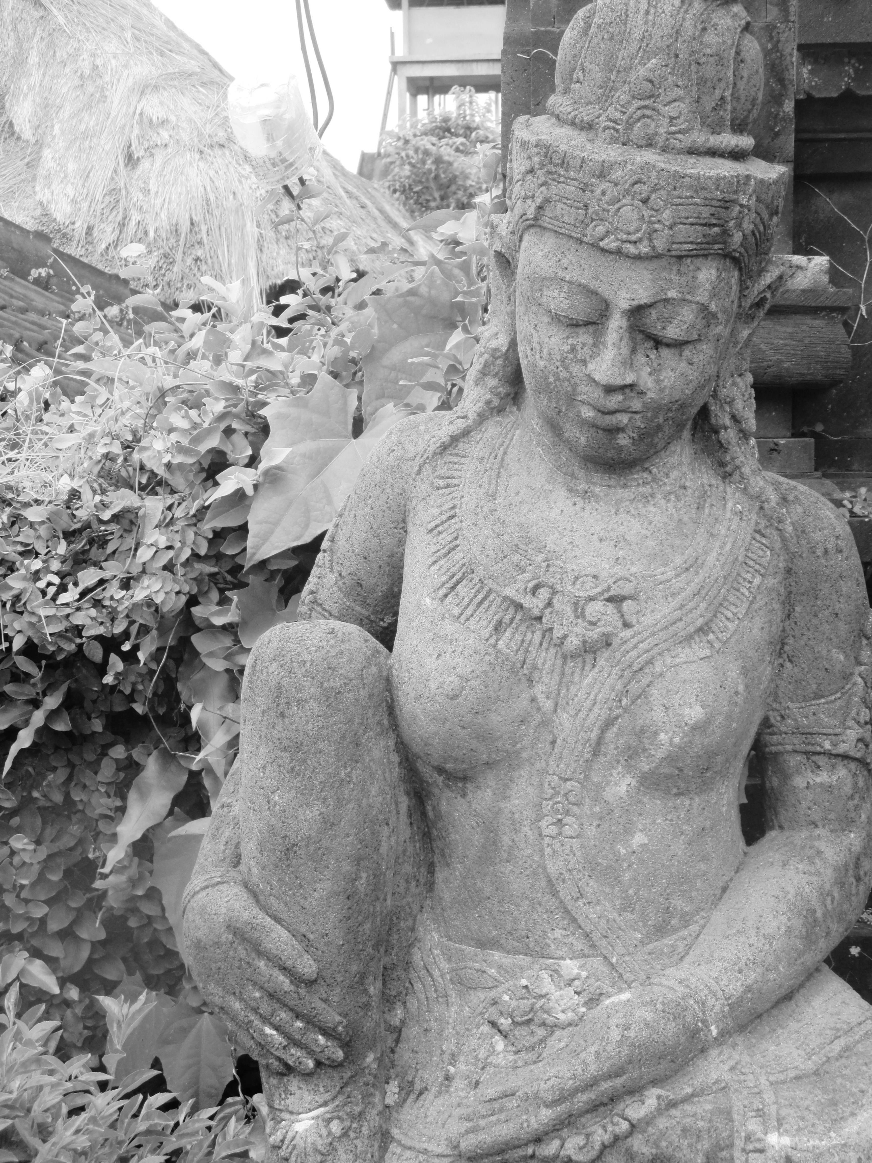 Il Barong di Padang Bai a Bali