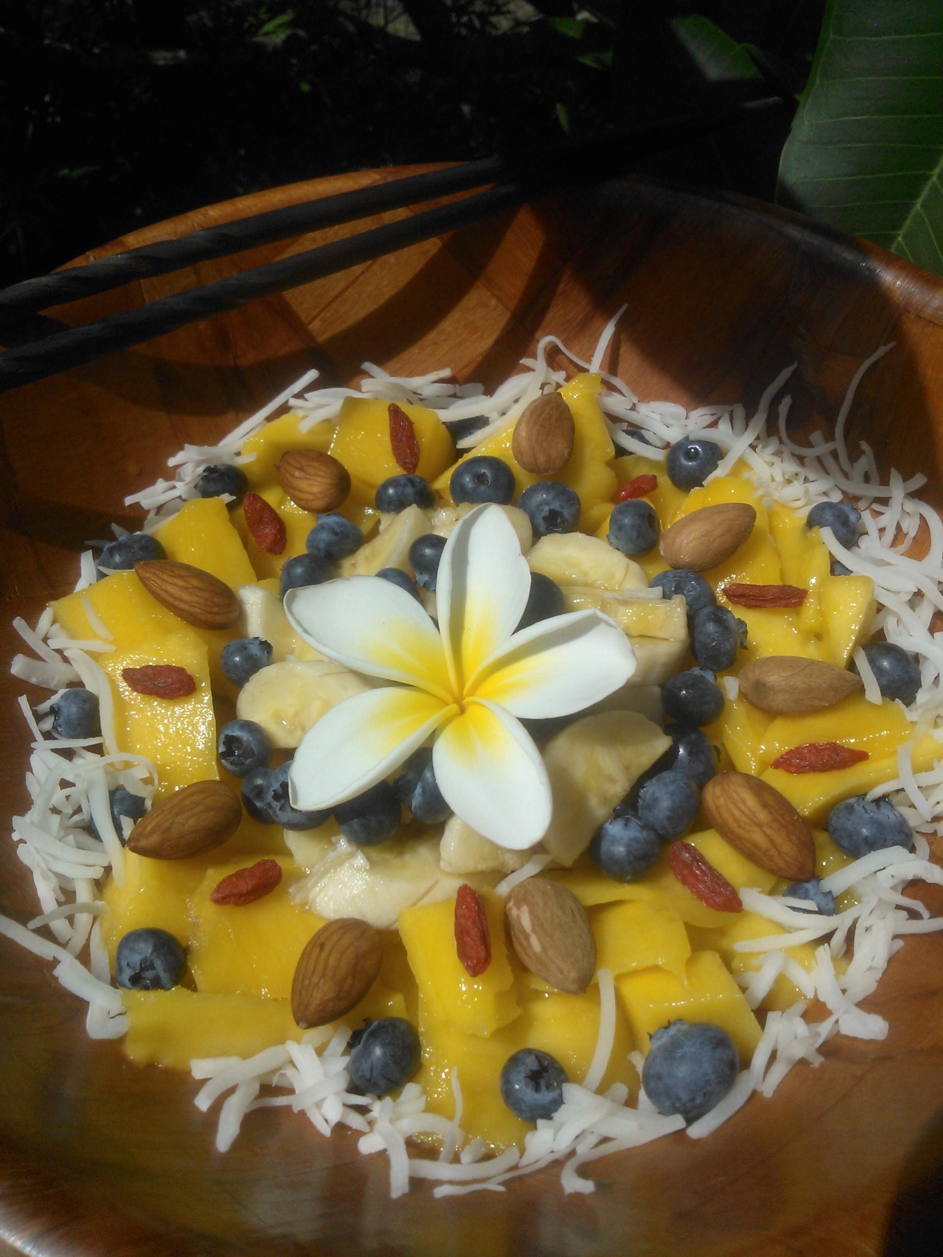 Orgasmic Fruit Salad