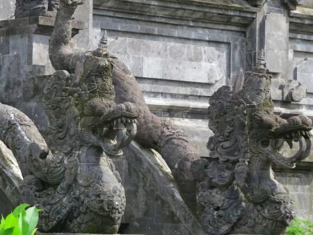 Il tempio dedicato all'Acqua - Padang Bai