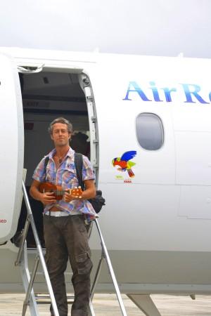 Winki e l'ukulele - Kia Orana