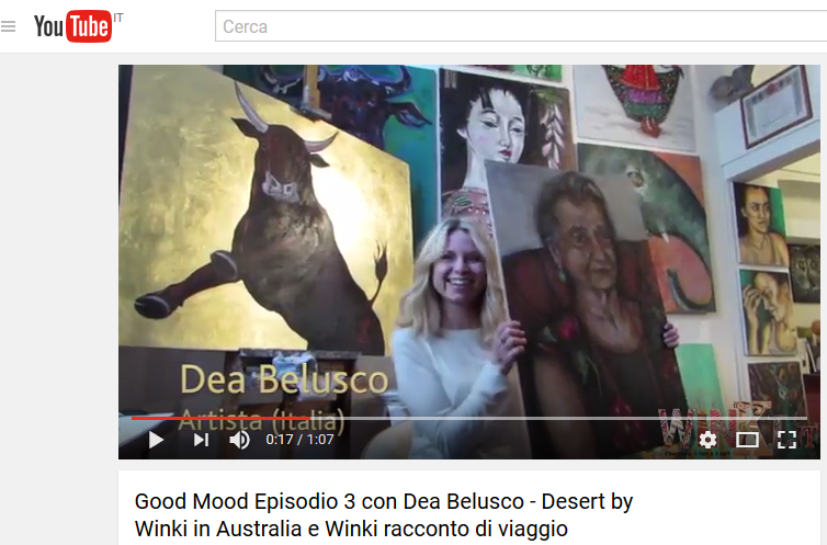 Desert  – Good Mood – episodio tre con Dea Belusco
