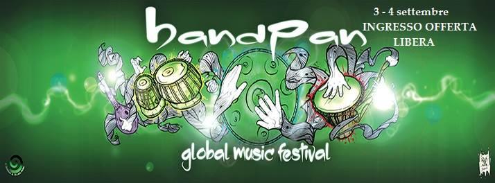 Handpan & Global music festival