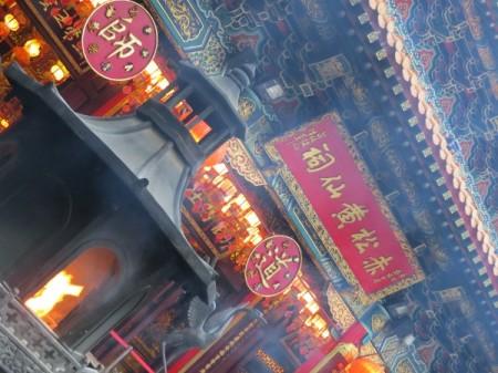 Tempio buddhista Hong Kong 2